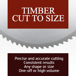 Timber Cut To Size