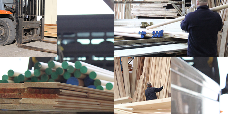 Timber Delivery London