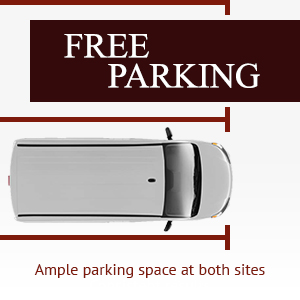 Timber Merchants London - Free Parking